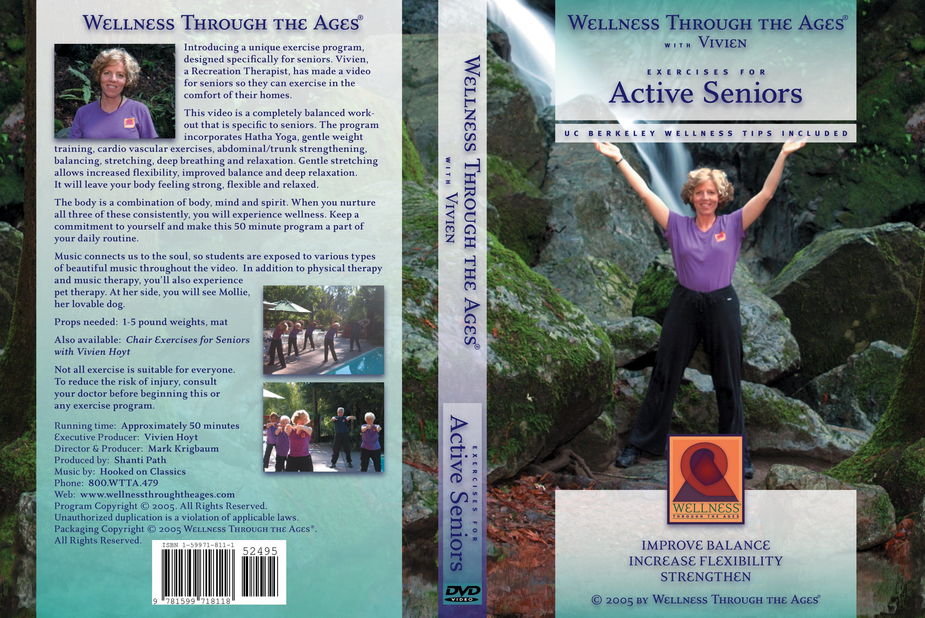 Wellness Through The Ages Videos